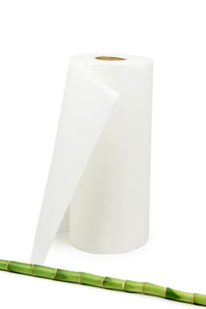 Private Label Bamboo Kitchen Roll Towels