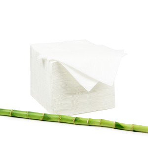 Private Label Bamboo Table Napkins